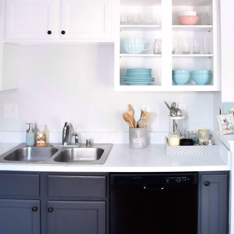Supplies Needed For Painting Kitchen Cabinets